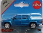 SIKU 1443 Volkswagen VW Amarok Pick-up
